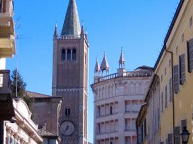 Parma nel Medioevo e nel Rinascimento – Parma in the Middle Age and in the Renaissance