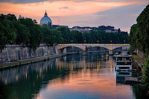 Un saut à Rome