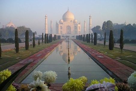 Les raisons qui poussent les gens à visiter le Taj Mahal