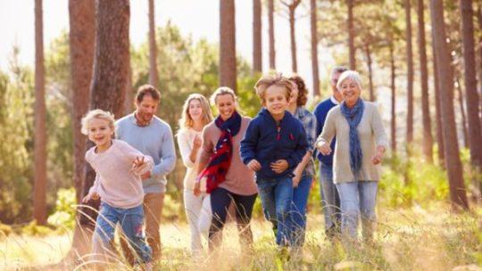 Séjours en famille: où aller et que faire?
