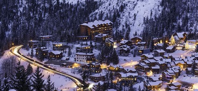 Vacances au ski : quel hébergement choisir ?