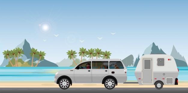 Vacances en caravane: réglementations et mesures sécuritaires