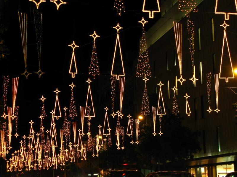 Les plus beaux endroits pour passer Noël en Espagne