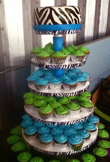25 DIY Cupcake Stands With Instructions Guide Patterns