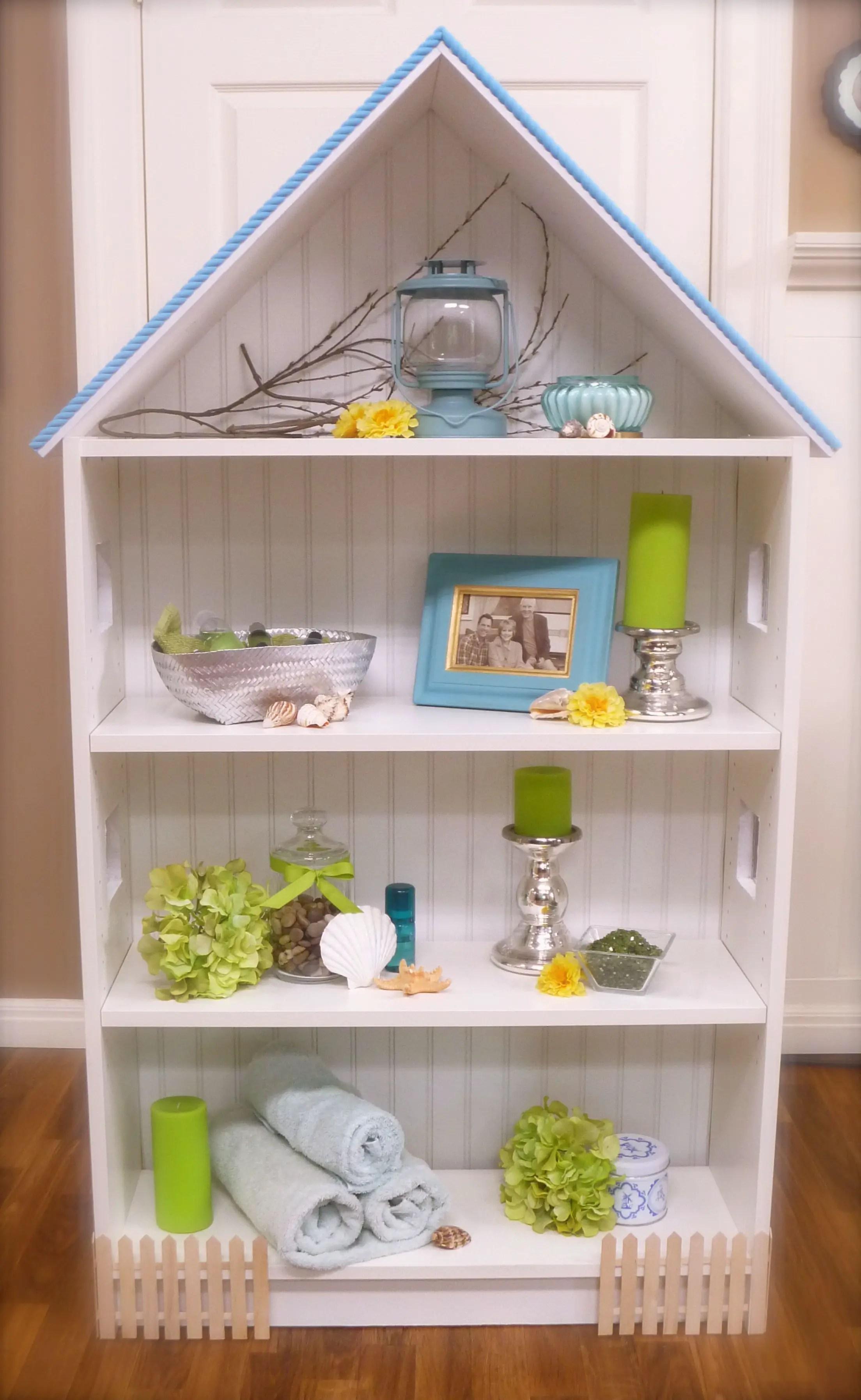 15 DIY Dollhouse Bookcase Plans Guide Patterns