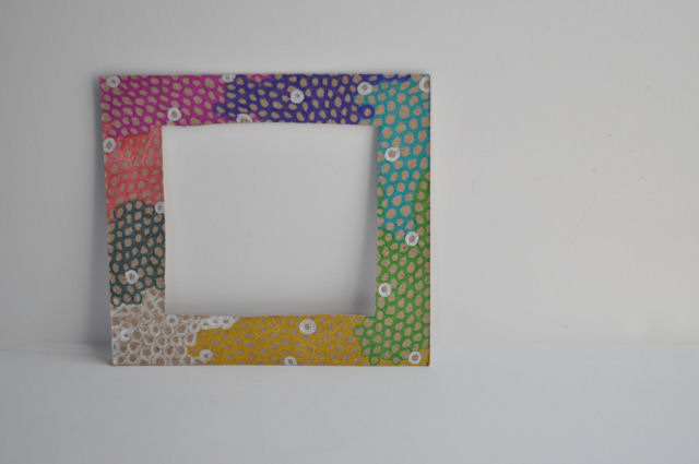 Make Your Own Cardboard Picture Frames Siteframes