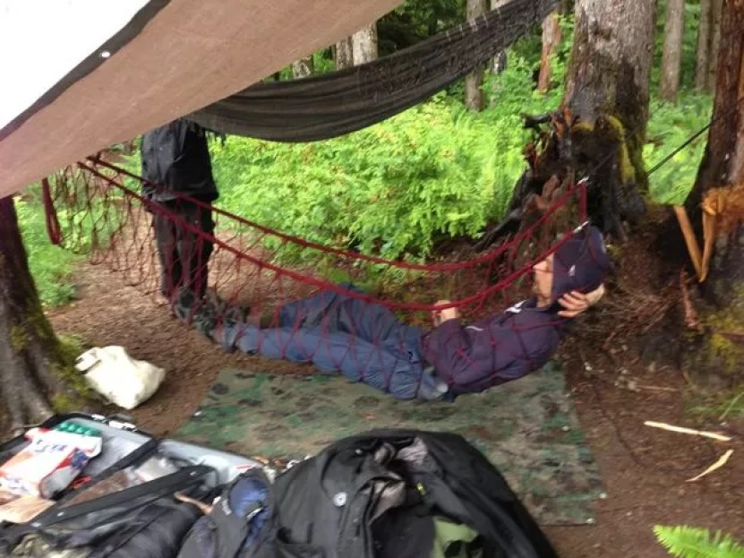 Image result for paracord camping