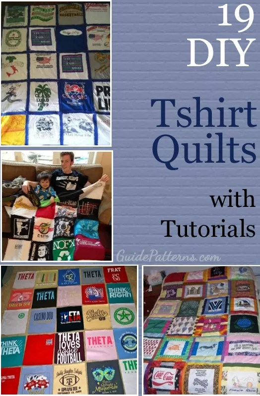 Where Can I Get Tshirt Quilt Made