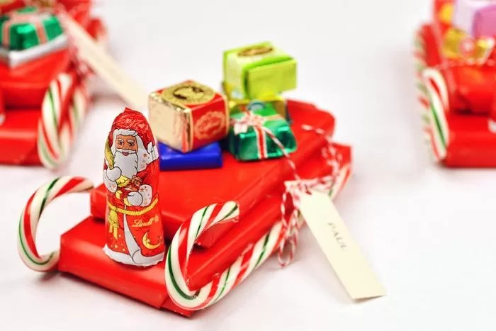 10 Candy Sleigh Ideas With Instructions Guide Patterns