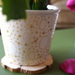 42 Painted Flower Pots Guide Patterns