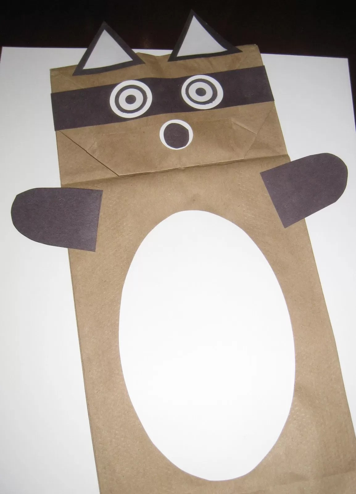 59 Paper Bag Puppets