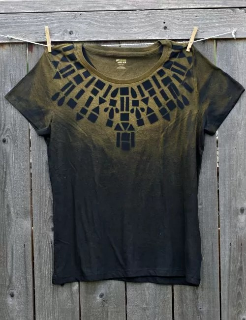 42 Design Ideas For Spray Paint Shirts Guide Patterns