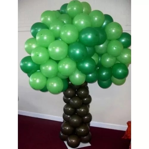 12 DIYs For Making A Balloon Tree Guide Patterns