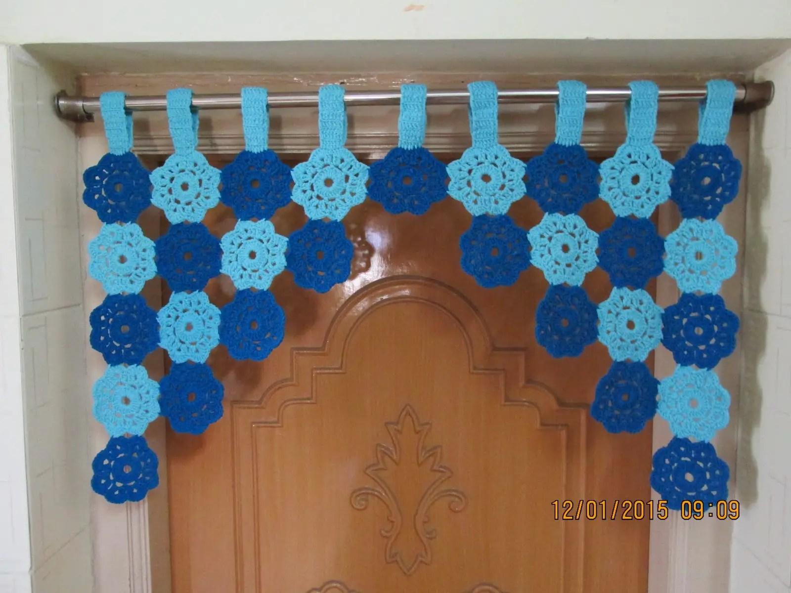 23 Free Crochet Valance Patterns
