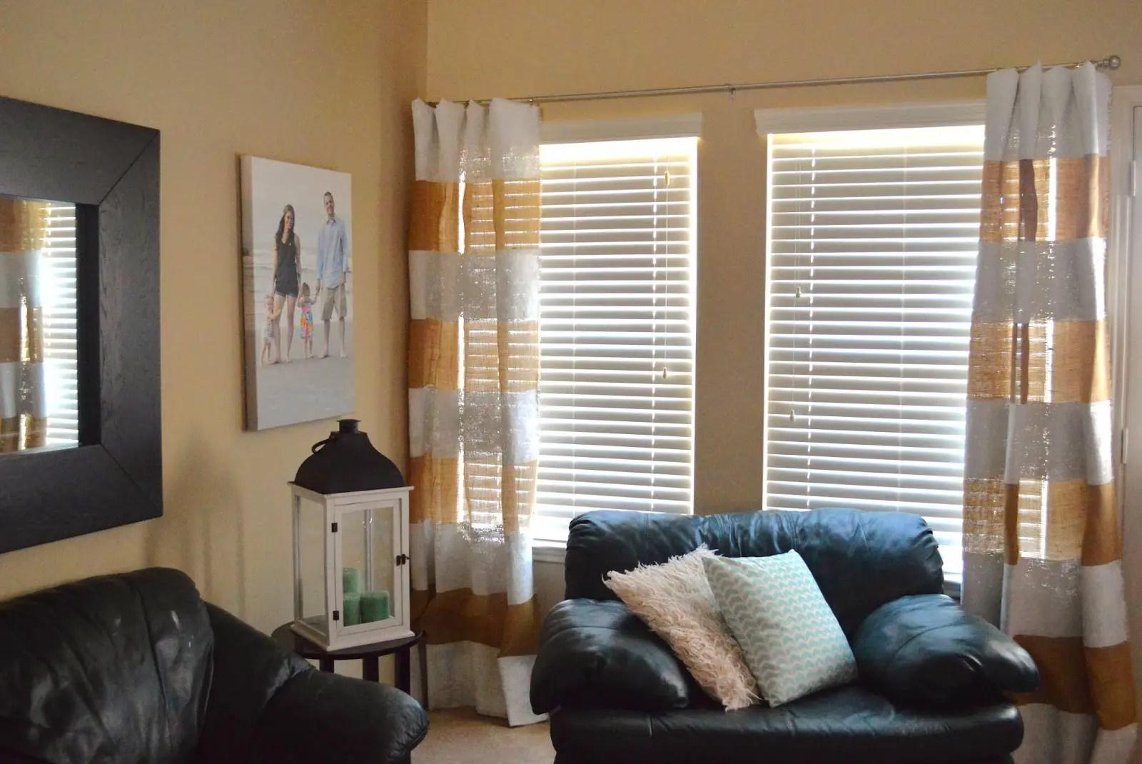 32 DIYs To Make Burlap Curtains Guide Patterns