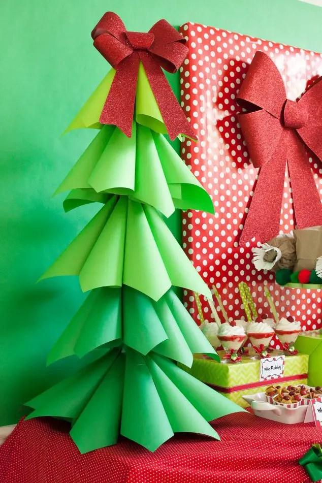title | Diy Paper Christmas Decorations