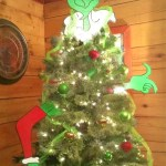 How To Make A Grinch Christmas Tree 12 Diy Decoration Ideas Guide Patterns