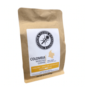 Colombia Single Origin – light roast