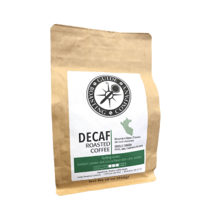 Decaf Peru Single Origin – medium roast