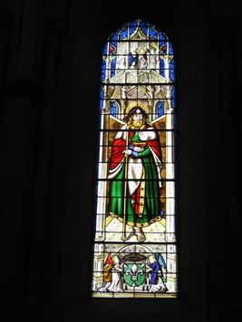 Les vitraux de la cathédrale Saint-Pierre