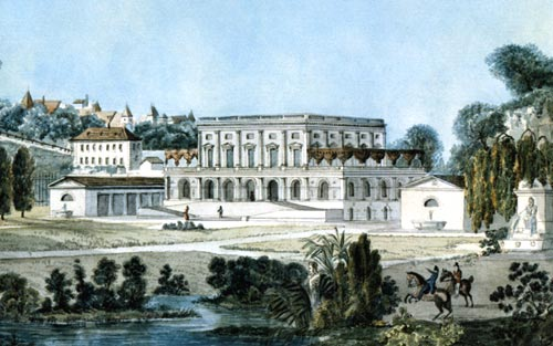 Meeting the History of Geneva in the Parc des Bastions
