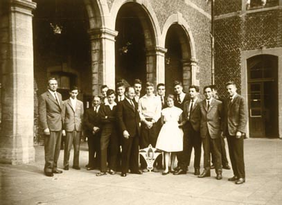 Binche en 1960