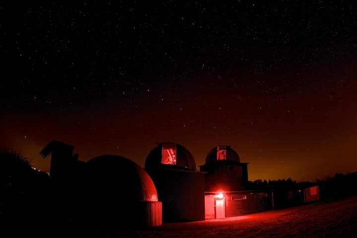 Observatoire d'astronomie et de nature