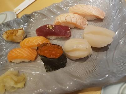 tsujuki fish market sushi