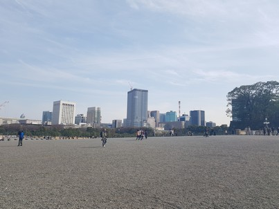 Tokyo Imperial Palace 3