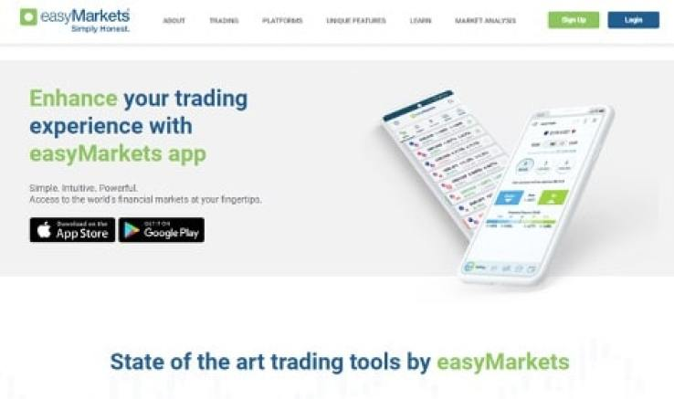 trading CFDs with easyMarkets