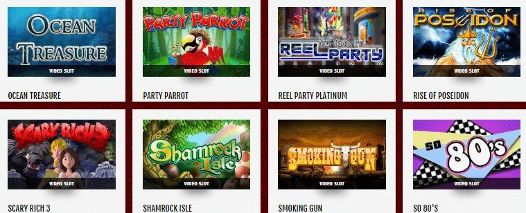 Cocoa Casino Slots