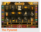 The Pyramid Video Slot at TigerGaming Casino