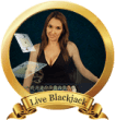 Live Blackjack at 21Dukes Casino