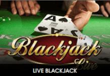 Live Blackjack at 21Prive Casino