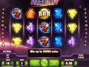 Starburst Video Slot at Casino Triomphe