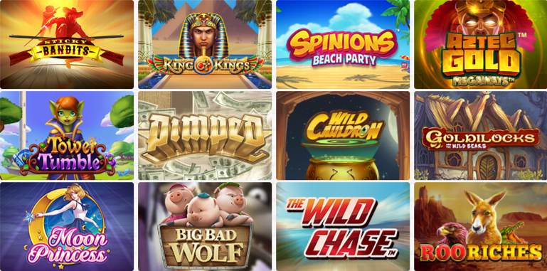 Popular House of Jack Casino Slots