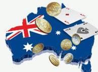 Australian Casinos, Sportsbooks, Poker sites and Bingo sites