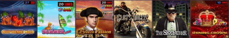 GunsBet Casino Slots