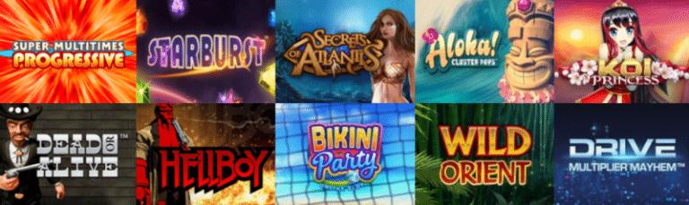 Popular Slots at EasyBet Casino