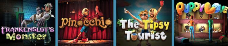 Popular All Spins Win Casino Slots