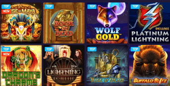 Popular Bitcoin Casino Games