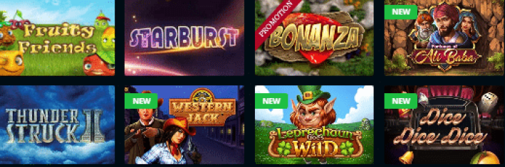 Popular Slots at Slotzo Casino