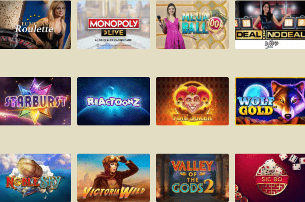 Popular Casino Lab Games