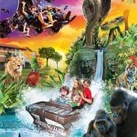 Chessington Amusement Park