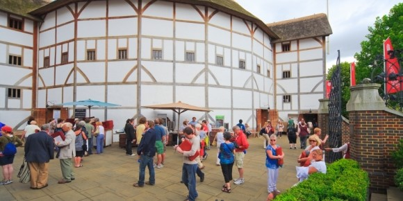 Shakespeare's Globe Theather