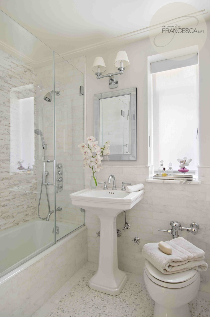 17 Delightful Small Bathroom Design Ideas on Bathroom Ideas Small  id=49455