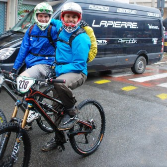 Diego Segat e Andrea Cerminara (Coggiola Sprint1 2013)
