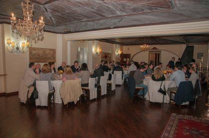 Cena aziendale 45°, 2013