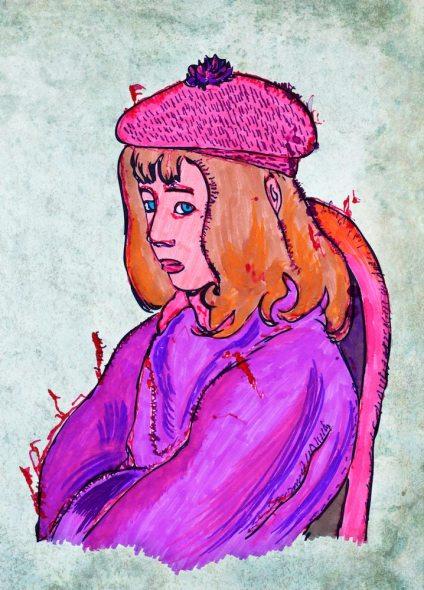 Ritratto di Felix Pissarro – Camille Pissarro 🍏 Ri-visto da Suor Rosetta