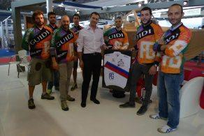 2014: Alex Zampieri vince la maglia di Campione Regionale.